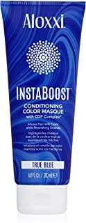 ALOXXI Instaboost Conditioning Color Masque, True Blue, 6.8 Fl Oz