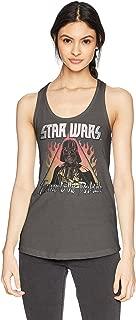 Star Wars Women's Rebel Rose Junior's Racerback Tank Tops