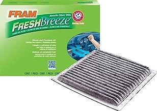 FRAM FCF10139 Fresh Breeze Cabin Air Filter with Arm & Hammer