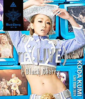 KODA KUMI LIVE TOUR 2019 re(LIVE) -Black Cherry-(Blu-ray Disc)