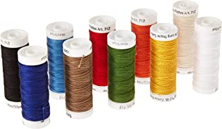 Sulky 712-30 Central Collection Crossroads Cotton Petites 12 Weight (10 Pieces Per Pack), Multicolor