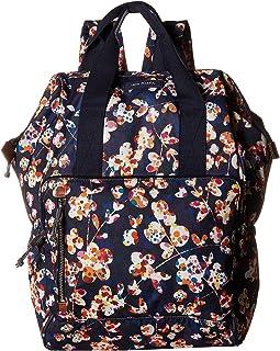 d35def08770d Vera bradley lighten up backpack baby bag java floral