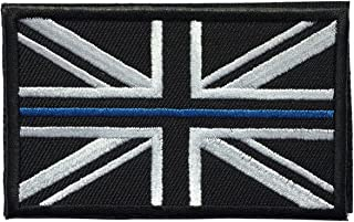SpaceAuto United Kingdom UK Great Britain British Royal Union Jack Flag Military Tactical Morale Patch 3.15