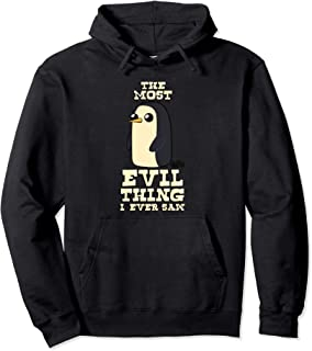 Adventure Time Most Evil Thing Pullover Hoodie