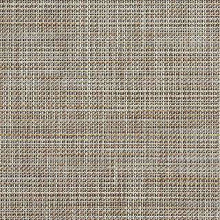 PRECUT 4 Yards 100/% Striped Pattern Cotton Gold /& Beige Cream  Heavy Woven Fabric