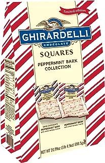 Ghirardelli Limited Edition Peppermint Bark XXL Bag, 20.99 oz.