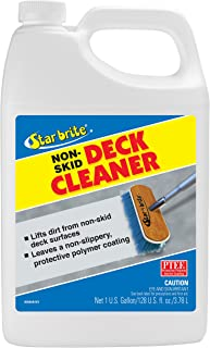 Star brite Non-Skid Deck Cleaner & Protectant – Wash Grime out of Non-Slip..