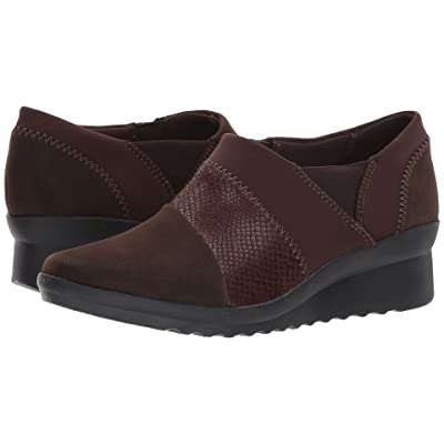 Clarks Caddell Denali (Brown) Women