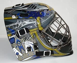 2013/14 Los Angeles Kings Team Signed Goalie Mask