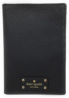 Grove Street Imogene Leather Passport Holder Wallet
