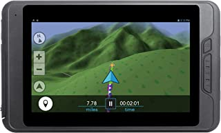 Magellan TRX7 Dual Mount Trail and Street GPS Navigator  (TN1710SGLUC)