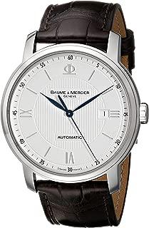 Baume & Mercier Men's 8731 Classima Automatic Strap Watch