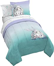 Disney Little Mermaid Make A Splash 7 Piece Full Bed Set - Includes Reversible Comforter & Sheet Set - Bedding Features Ariel - Super Soft Fade Resistant Microfiber - (Official Dinsey Product)…