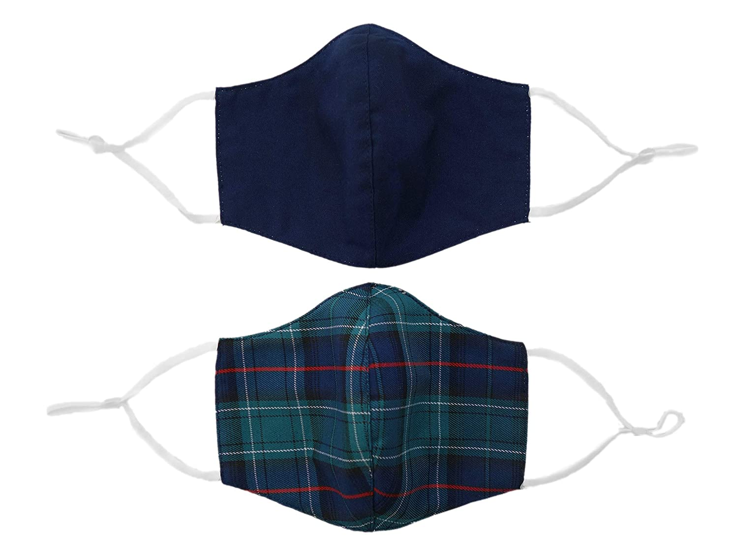 Tartan Plaid Easy-to-use Gingham Face Mask Designer with Facemasks Super beauty product restock quality top Reusable
