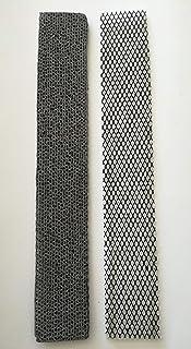 Filtros para climatizadores de aire Panasonic compatibles con los modelos indicados en la descripción.