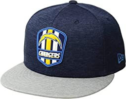 9Fifty Official Sideline Away Snapback - Los Angeles Chargers