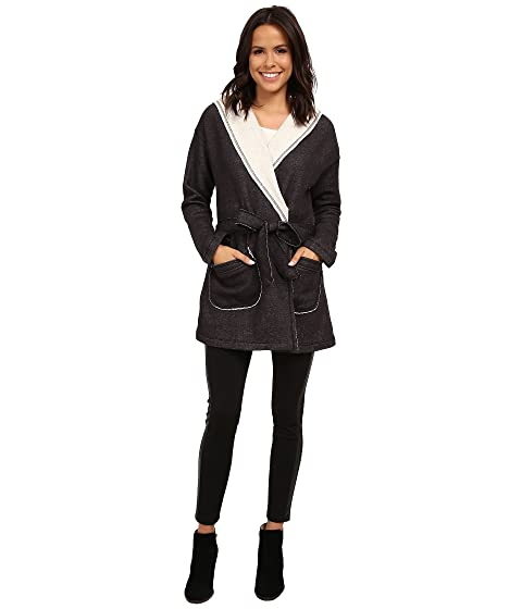 Sanctuary Fleece Wrap Jacket at 6pm