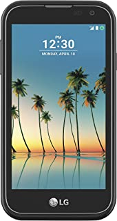 LG Electronics K3 - Factory Unlocked Phone - (Black)