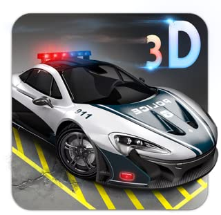 skill 3d parking police