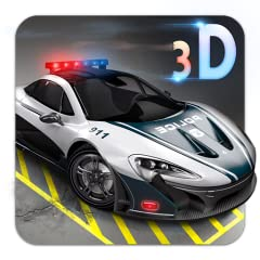 Featuring: *** 36 cool and unique 3D levels with varying degrees of difficulty; *** choose between 12 awesome police cars; *** realistic car driving and parking experience; *** realistic control: steering wheel, acceleration, brake, and camera contro...