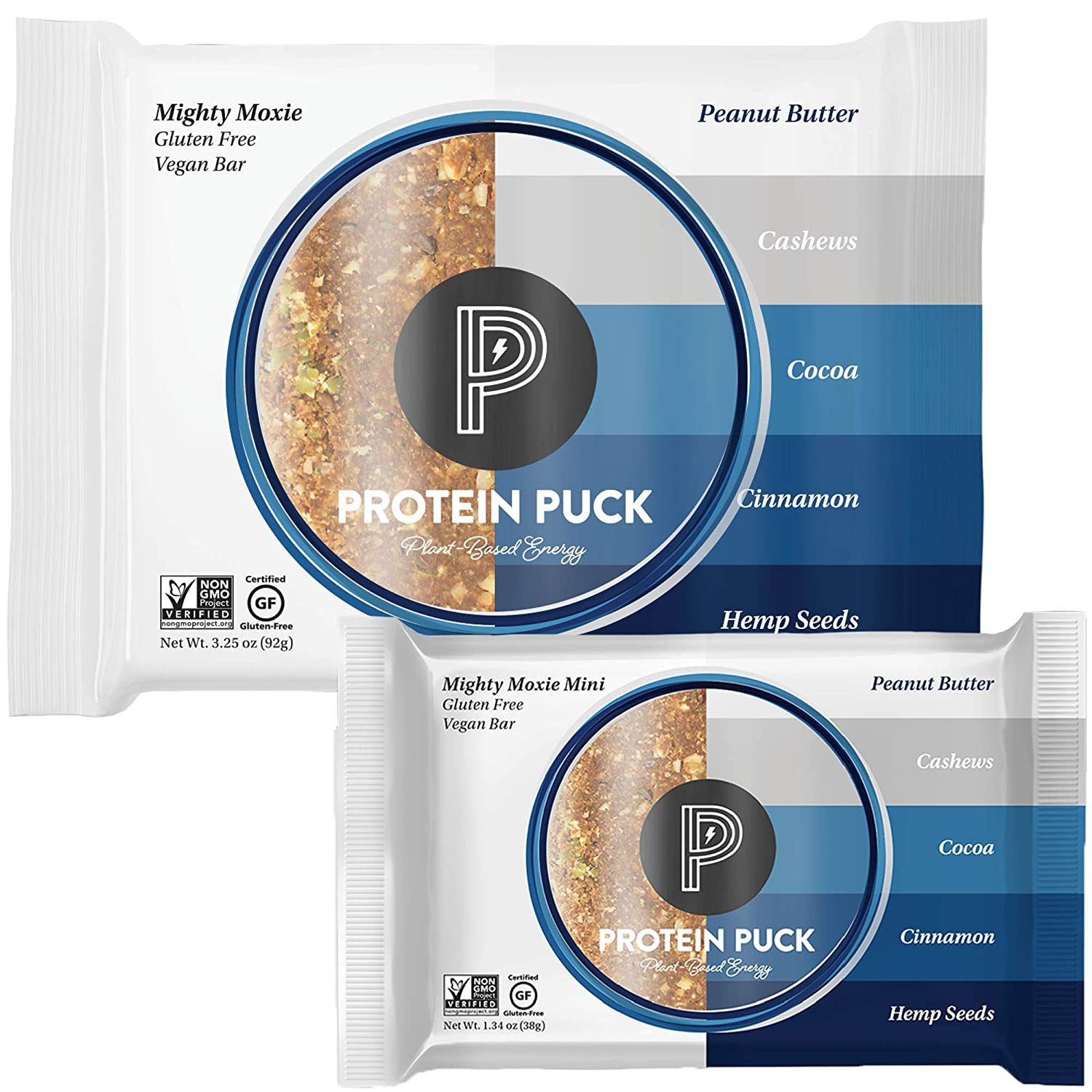 Protein Puck Value Bundle Daily bargain sale Case of 12 + Surprise price Good Full Size Cas Vibes