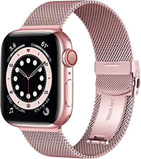 Muranne Compatible with Apple Watch Band 40mm 38mm for...