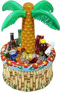 WIDMANN Enfriador de Bebidas con Forma de Palmera Inflable 04865