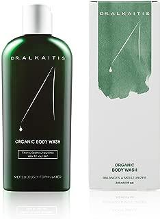DR. ALKAITIS Organic Body Wash, 8 fl. oz.