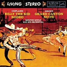aaron copland grand canyon suite