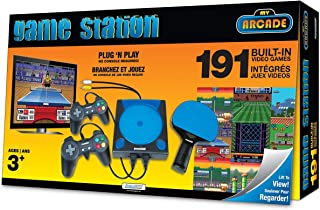 dreamGEAR My Arcade Game Station with 191 Games, 2 Controllers and Wireless Paddle (not machine specific)