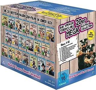 Bud Spencer & Terence Hill - 20er Mega BluRay-Collection: 20er Mega Blu-ray Collection