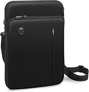 "FINPAC 12.9-13 Inch Tablet Laptop Sleeve Case, Briefcase Shoulder Bag for 12.9"" iPad Pro 2018-2020 / MacBook Air 13 2018-2..."