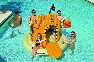 Swimline Pirate Island Pool Float