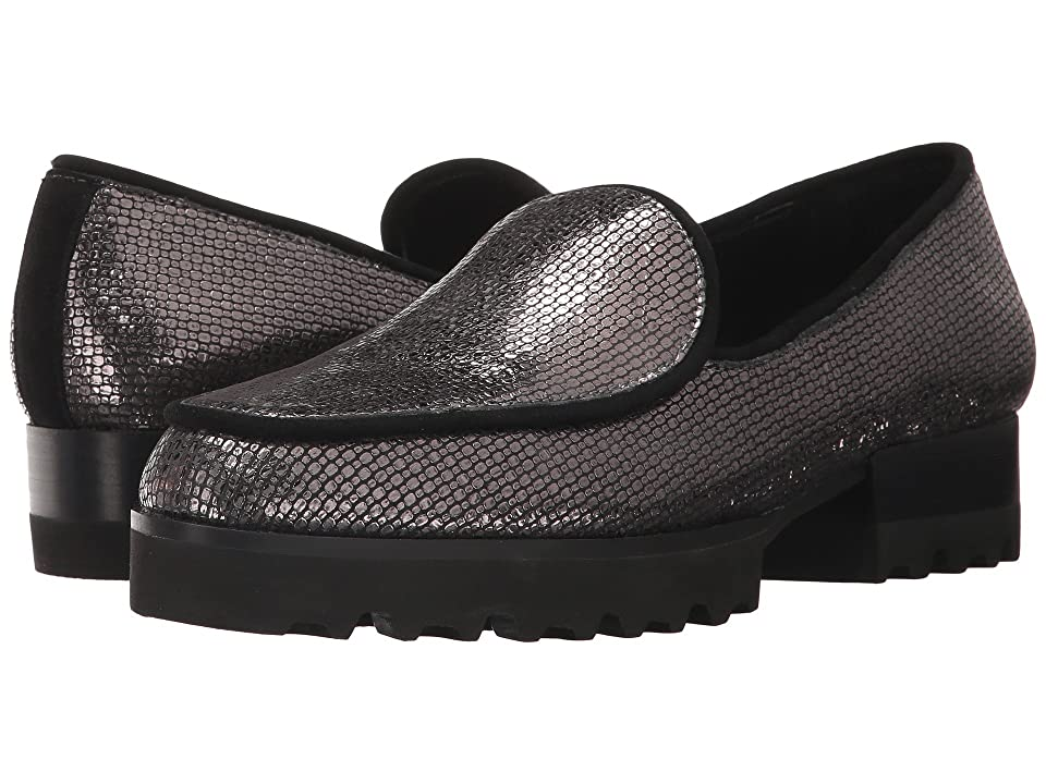 Donald J Pliner Elen (Carbon Metallic Pebble) Women