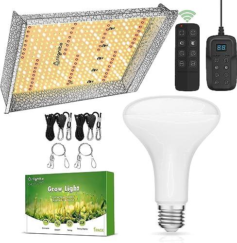 2021 BR30 outlet sale Grow 2021 Light Bulbs & BR 1000W Full Spectrum LED Grow Light outlet sale