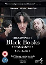 Black Books Complete Series 1, 2 & 3  Black Books - Complete Series One, Two and Three  NON-USA FORMAT, PAL, Reg.2 United Kingdom
