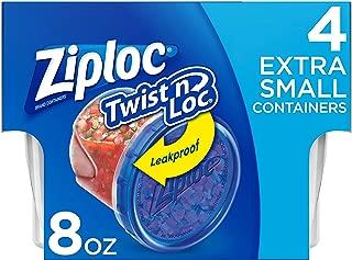 Best ziploc twist n loc small round Reviews