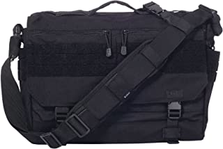 5.11 Rush Delivery Lima Tactical Messenger Bag, Medium, Style 56177, Black