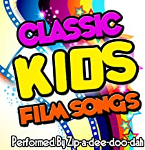 Classic Kids Film Songs