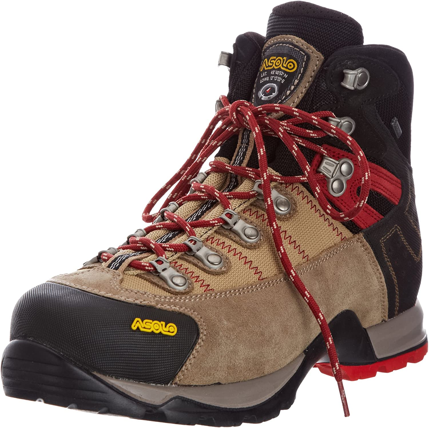 Asolo Men's Fugitive Hiking Inventory cleanup selling sale Boot Beauty products GTX