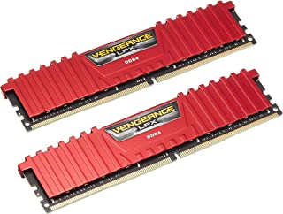 Corsair Vengeance LPX 32GB DDR4 DRAM 2666MHz C16 Memory Kit for DDR4 Systems 2400 MT/s