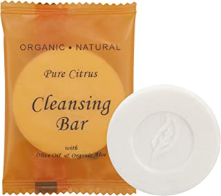Terra Pure Wild Citrus Bar Soap, Travel Size Hotel, 0.5 oz (Case of 400)