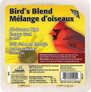 Heath Outdoor Products Birdie's Blend Suet Cake