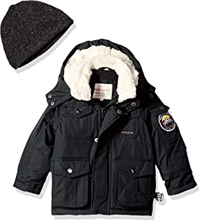 Weatherproof Boys' Paprika Jacket with Multi Use Pockets