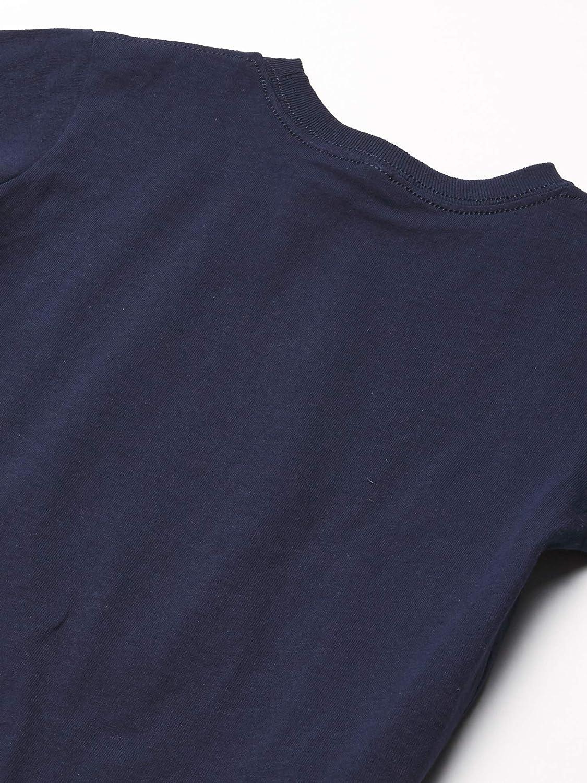 Dallas Cowboys Boys Dancing Mascot Kids Short Sleeve Cotton T-Shirt
