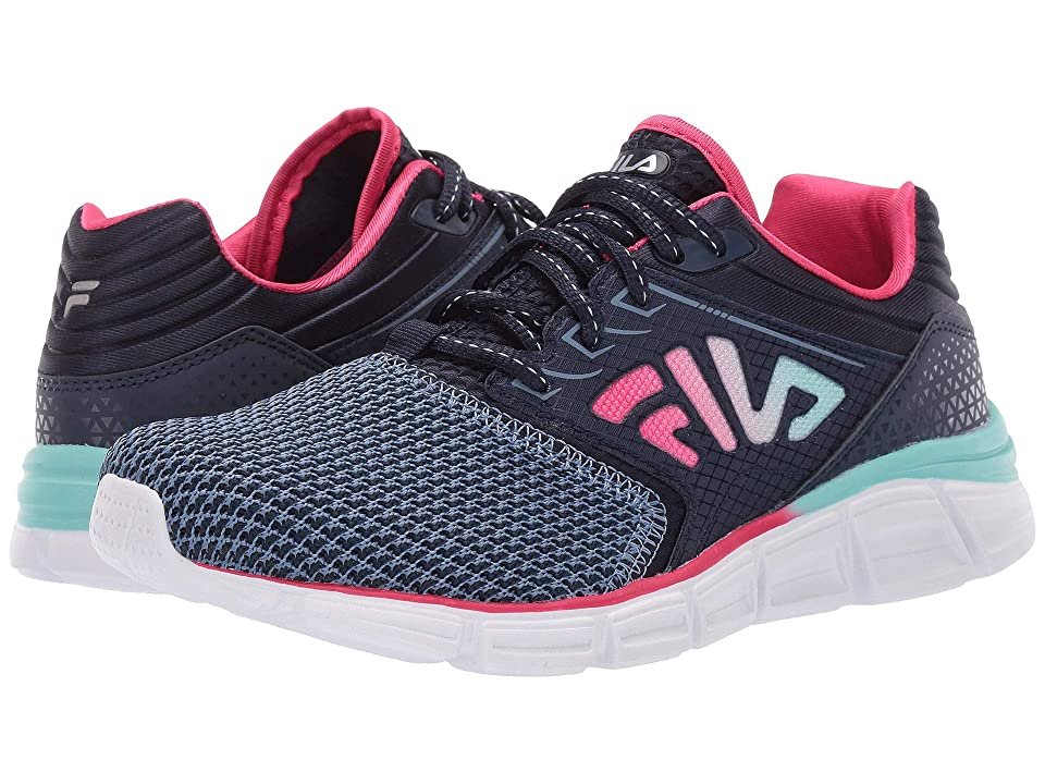 Fila Memory Multiswift 2 Running (Fila Navy/Aruba Blue) Women