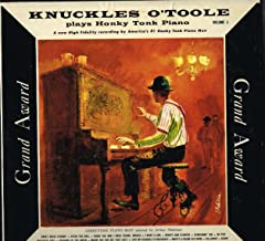 Knuckles O'Toole Plays Honky Tonk Piano Volume 3