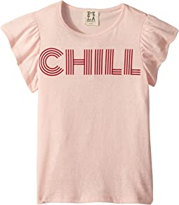 Chill Flutter Knit Top (Big Kids)
