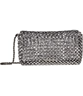 Loeffler Randall - Mimi Beaded Clutch with Chain Strap