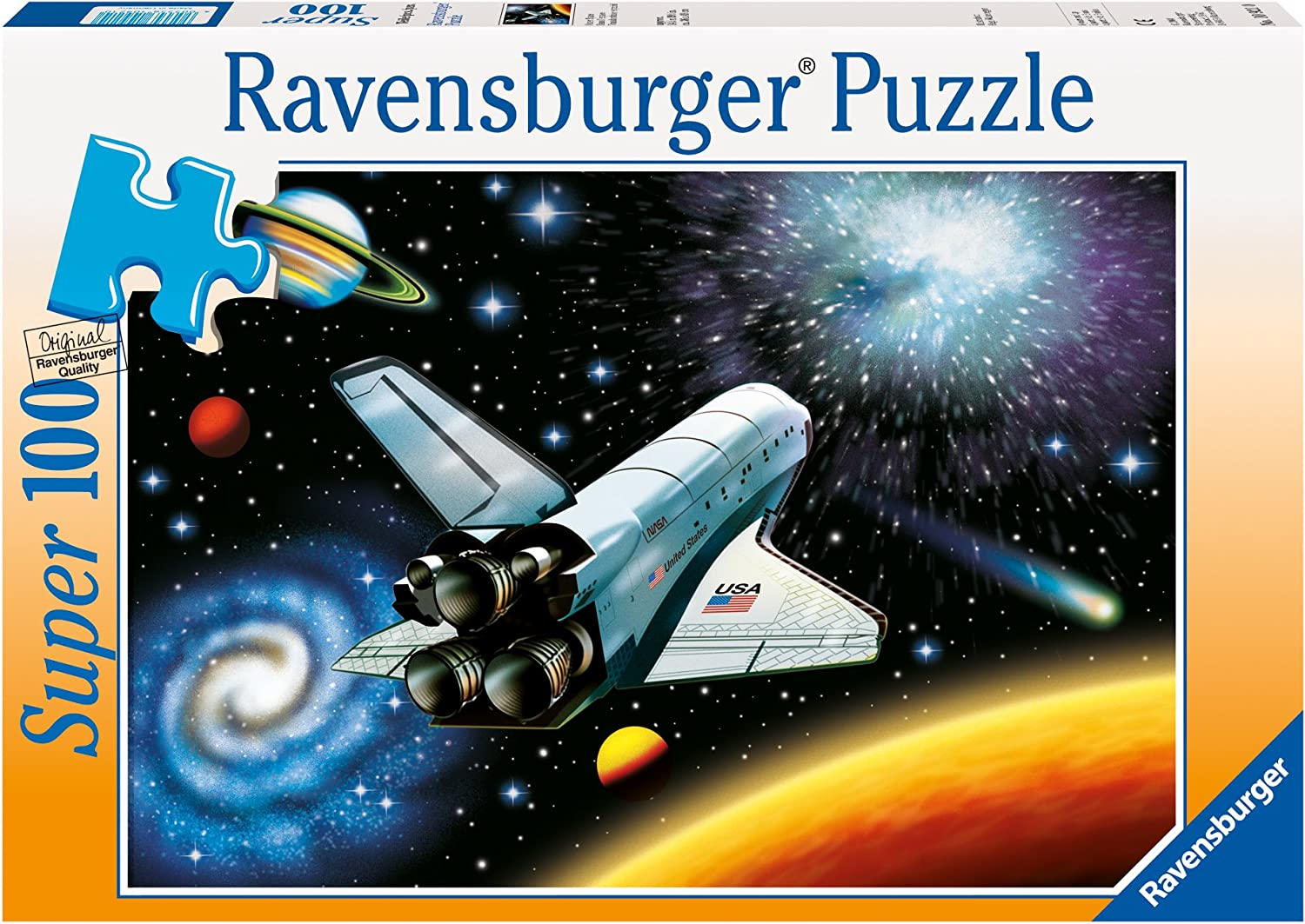 Ravensburger Outer Space  100 pc Puzzle